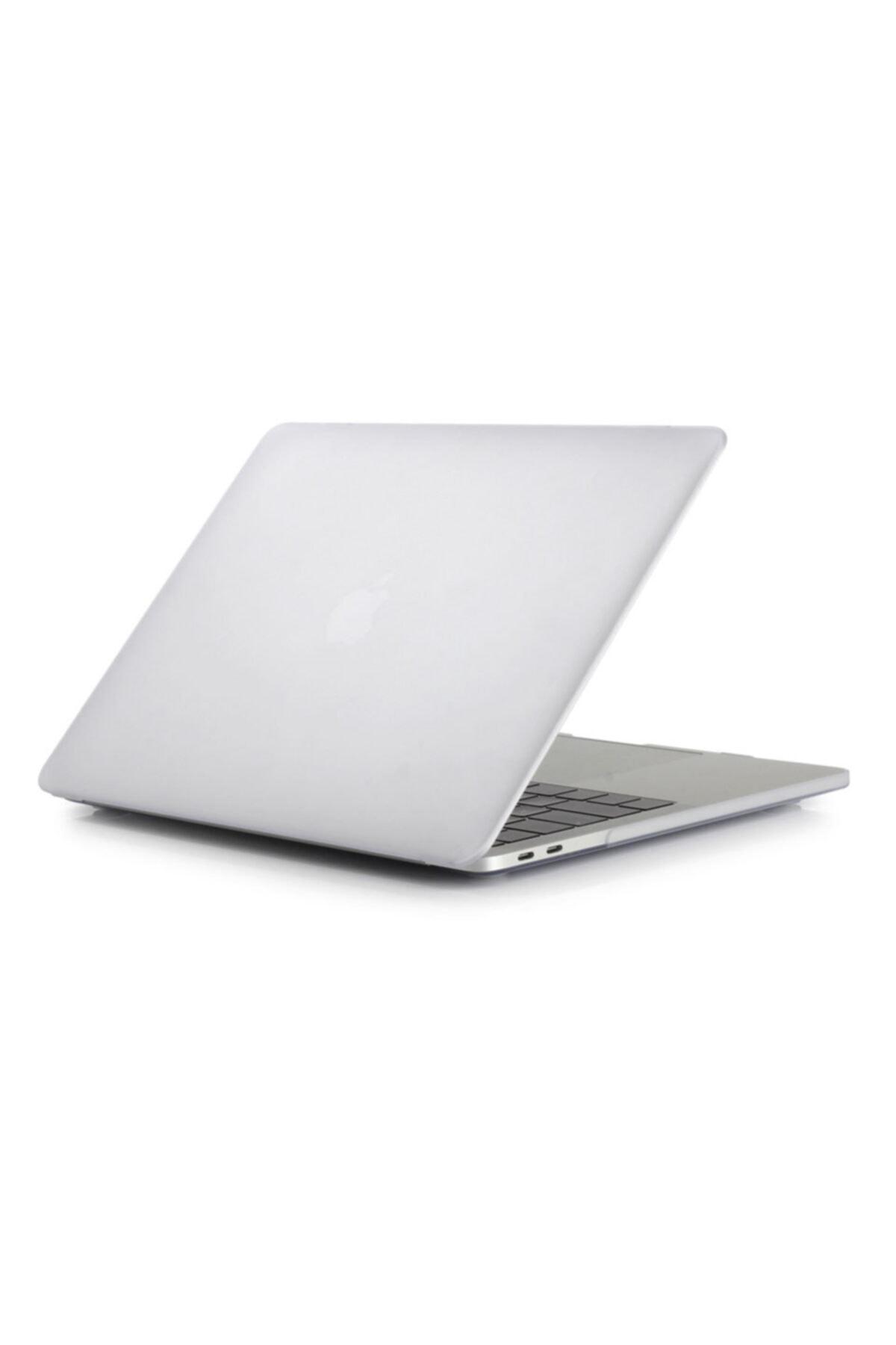 KIZILKAYA Apple Macbook Air 2020 Model A2179 13 Inç Touch Id Sert Kapak Koruma Kılıf Hardcase Mat 1
