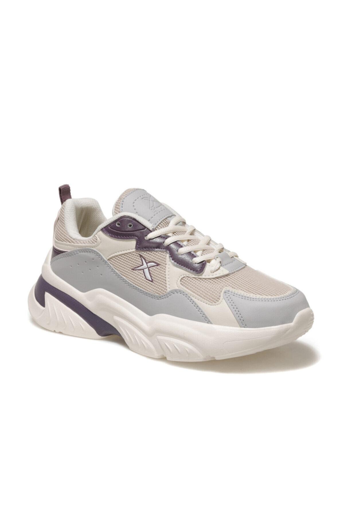 Kinetix VILMA W Beyaz Kadın Sneaker Ayakkabı 100547090 1