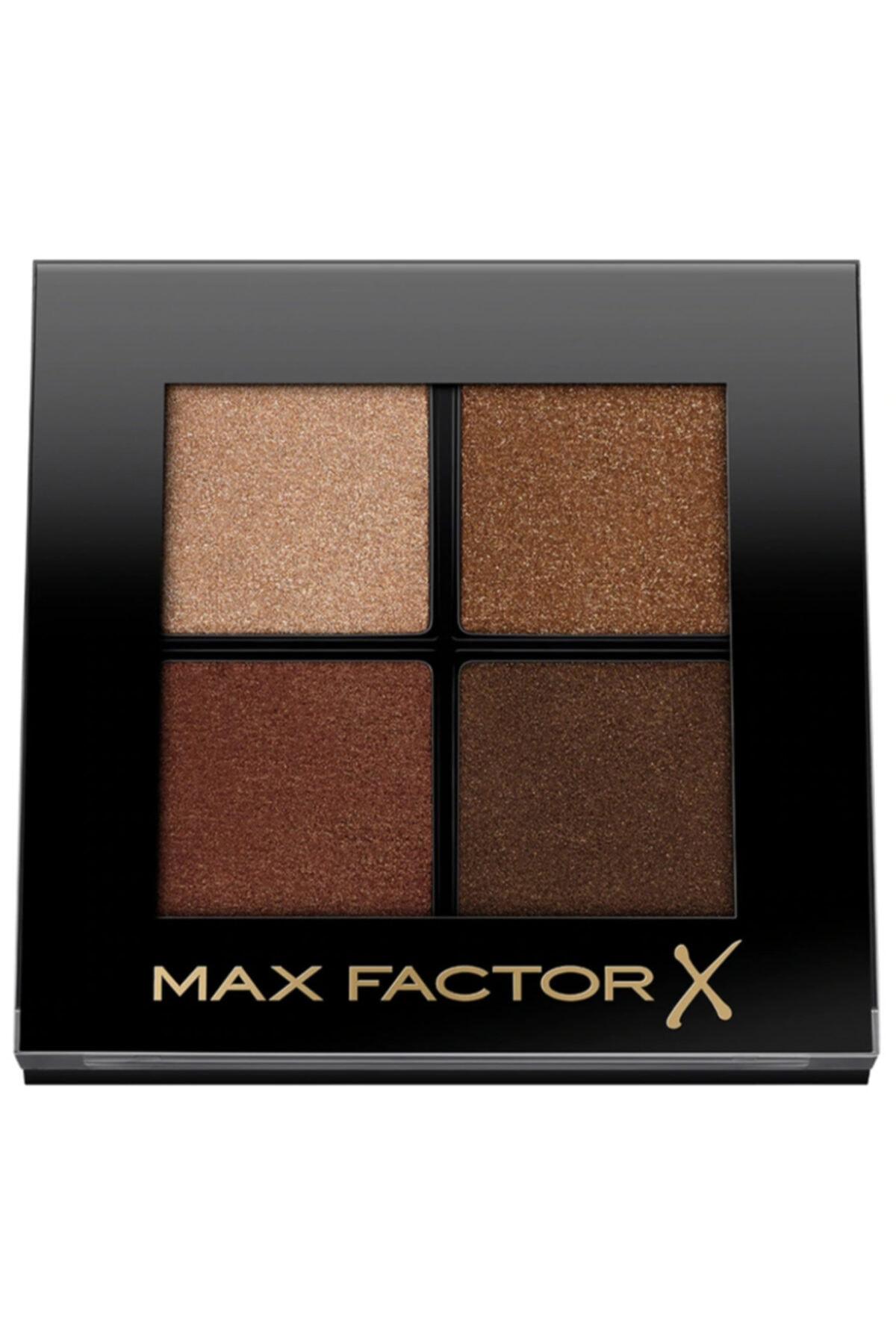 Max Factor Color X-pert Soft Touch Palette Bronze Göz Farı Paleti 04 Veiled 1