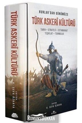 Kronik Kitap Türk Askeri Kültürü Kutulu