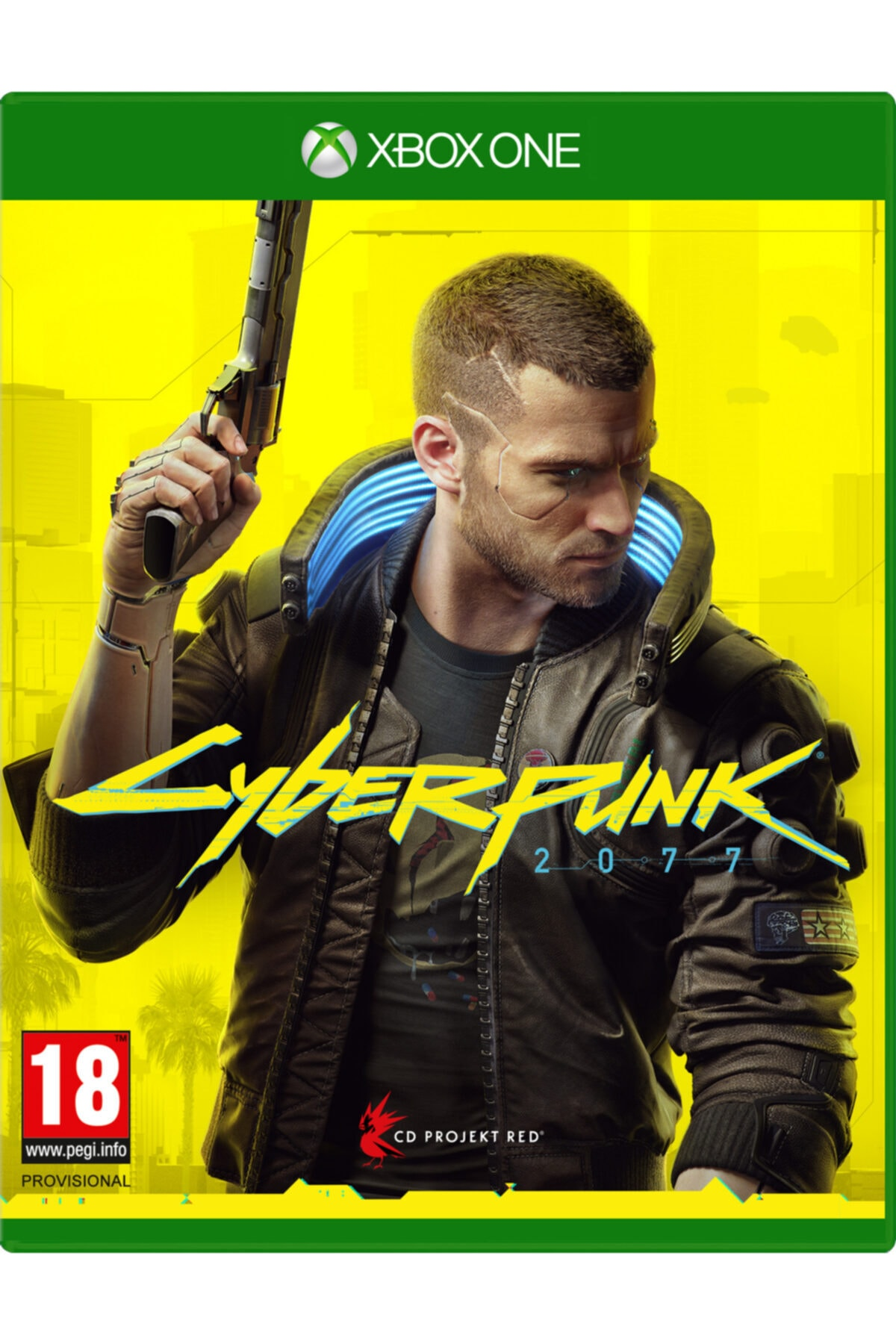 CD Projekt Red Xbox One Cyberpunk 2077 Oyun 1