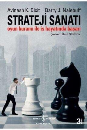 İş Bankası Kültür Yayınları Strateji Sanatı