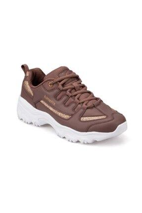 Kinetix Kadın Mor Günlük Spor Ayakkabısı Perı W 9pr