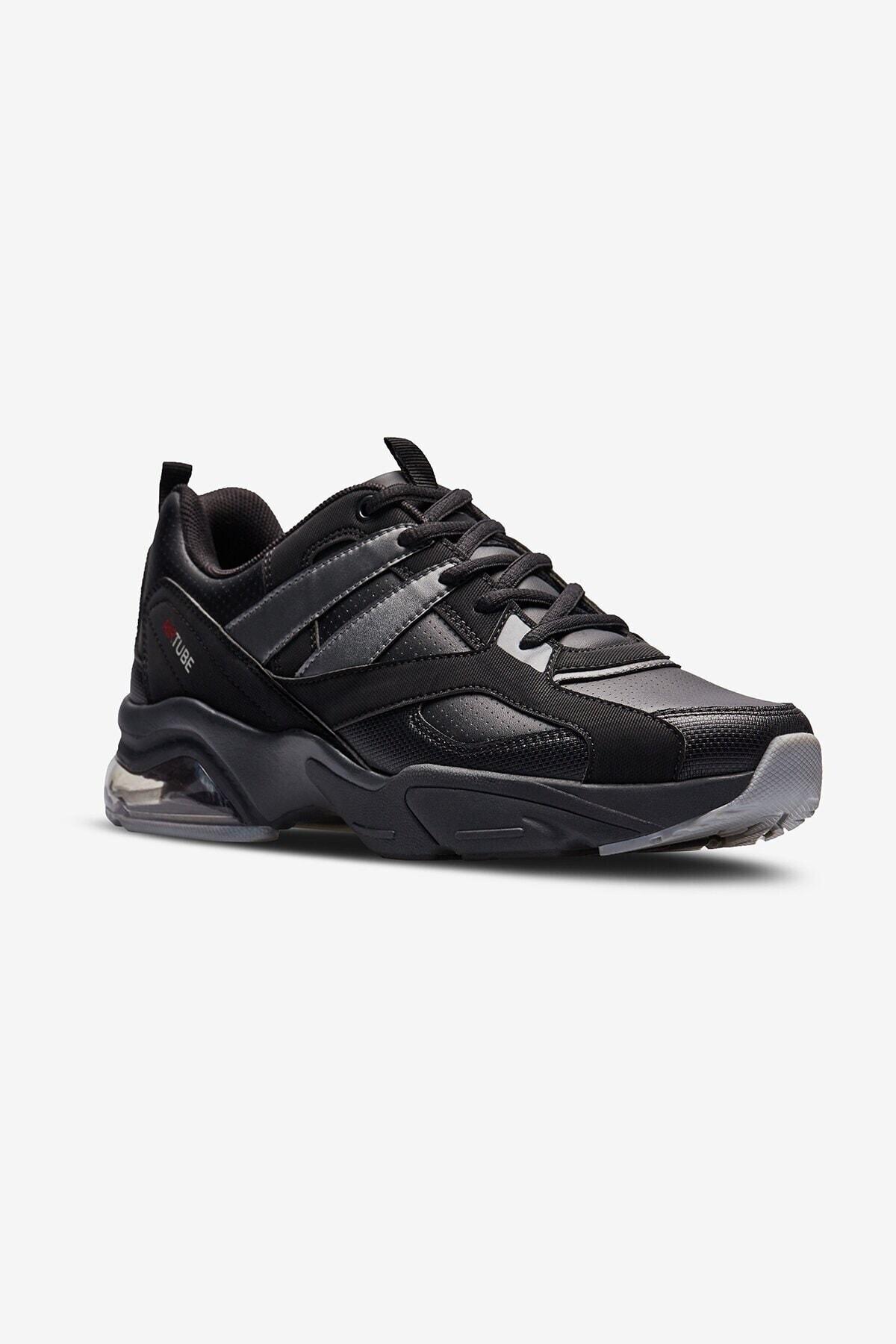 Lescon Kadın Siyah Ayakkabı 1