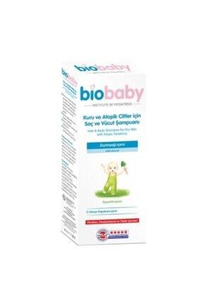 Biobaby Kuru Ve Atopik Ciltler Için Şampuan