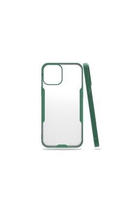 zore Iphone 12 Pro 6.1 Kılıf Parmak Izi Yapmayan (mat) Kamera Korumalı Ultra Ince Parfe Kapak
