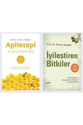 Hayykitap Apiterapi + Iyileştiren Bitkiler Prof. Dr. Erdem Yeşilada