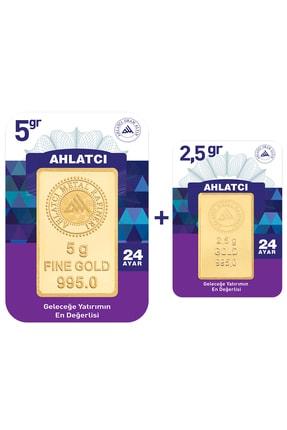 Ahlatcı 24 Ayar - 7.5 Gram Külçe Altın