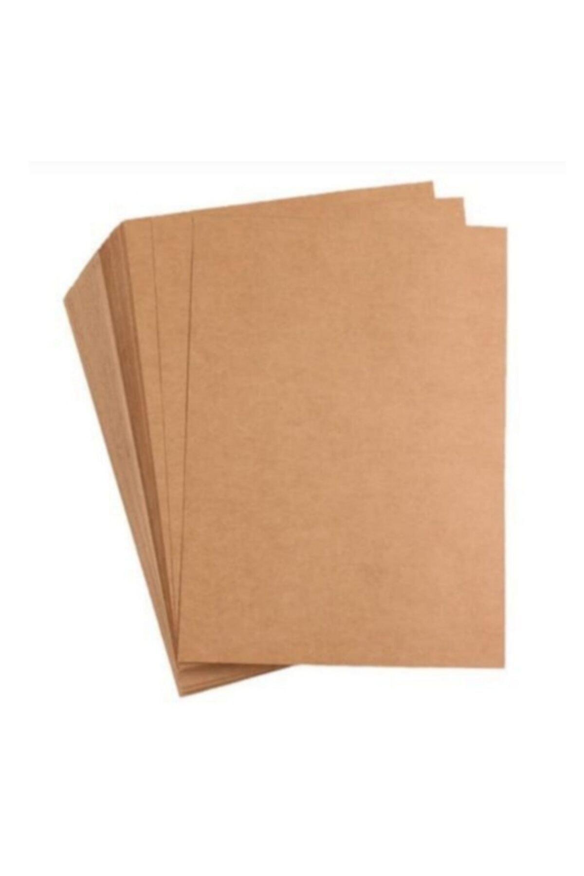 Ambalaj Atölyesi 115gr 40x50cm Baskısız (200 ADET) Kraft Kağıt Oto Paspas 1