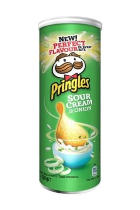 Pringles Sour Cream&Onıon 130 gr