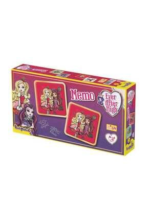 Kırkpabuç Puzzle Kırkpabuç Ever After High Memo (hafıza Oyunu)54 Parça /