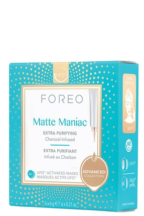 FOREO Ufo™ Matte Maniac 6'lı Maske