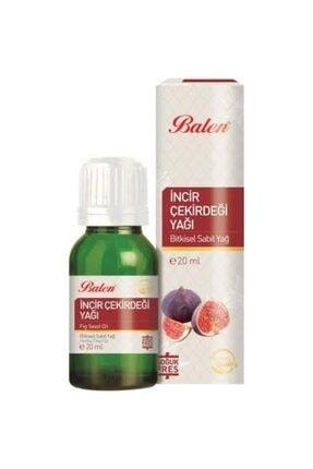 Lokman Herbal Vital Incir Çekirdeği Yağı (SOĞUK PRES) 20 ml 10 Adet