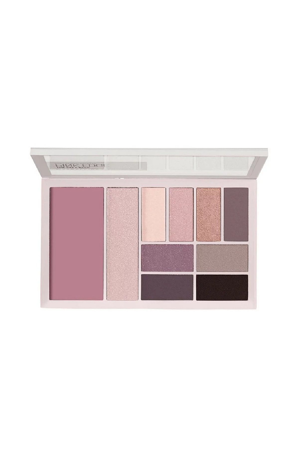 Maybelline New York Göz ve Ten Paleti - The City Kits Pallette Pink Edge 3600531434632 2
