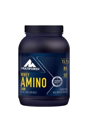 Multipower Whey Amino Asit 3400 300 Tablet 50 Servis Amino Asit
