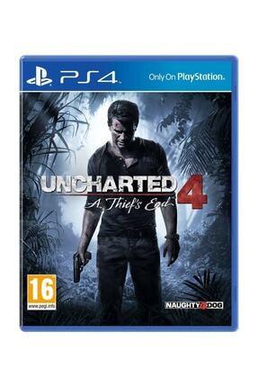 Naughty Dog Uncharted 4: Bir Hırsızın Sonu Ps4 Oyun - Türkçe Dublaj