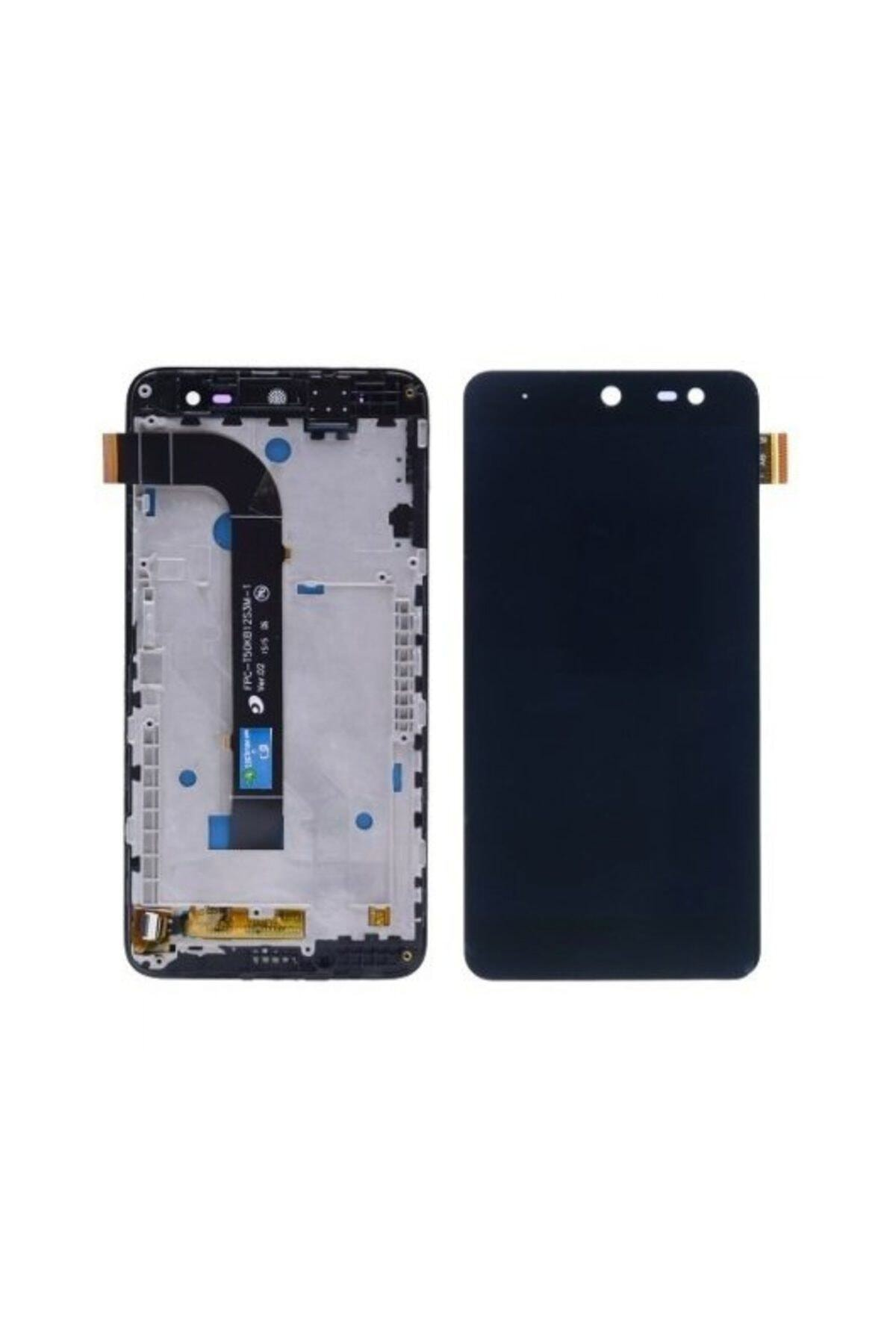 General Mobile Discovery 4g Lcd Ekran Dokunmatik Çıtalı Siyah 1