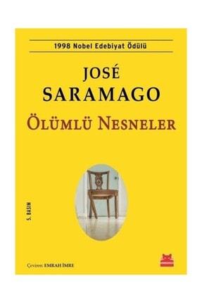 Kırmızı Kedi Yayınevi Ölümlü Nesneler - Jose Saramago