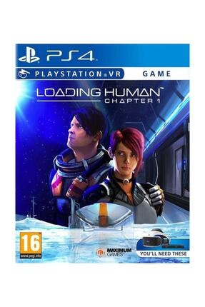 Maximum Games Ps4 Loading Human Chapter 1 (vr) Ps4 Oyun