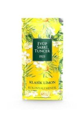 Eyüp Sabri Tuncer Kolonyalı Mendil Klasik Limon 50 Li Küçük Boy
