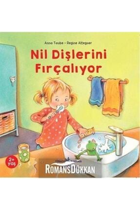 İş Bankası Kültür Yayınları Nil Dişlerini Fırçalıyor - Anna Taube 9786257070669