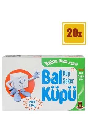 Bal Küpü Balküpü Küp Şeker 1000 Gr 20'li Set