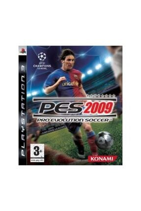 KONAMI Pro Evolution Soccer 2009 - Pes 2009 Ps3