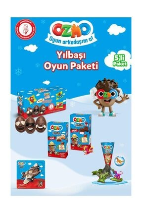 Şölen Ozmo Yılbaşı Oyun Arkadaşım Paketi