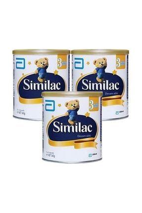 Similac 360 Gr 3 Numara Devam Sütü 3'lü Paket