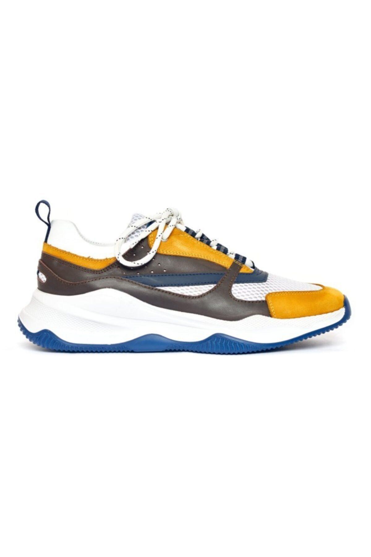 Giovane Gentile Erkek Ekru Designers Ayakkabı 1