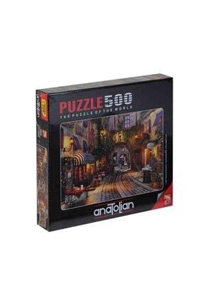 Anatolıan Fransız Puzzle 500 Parça