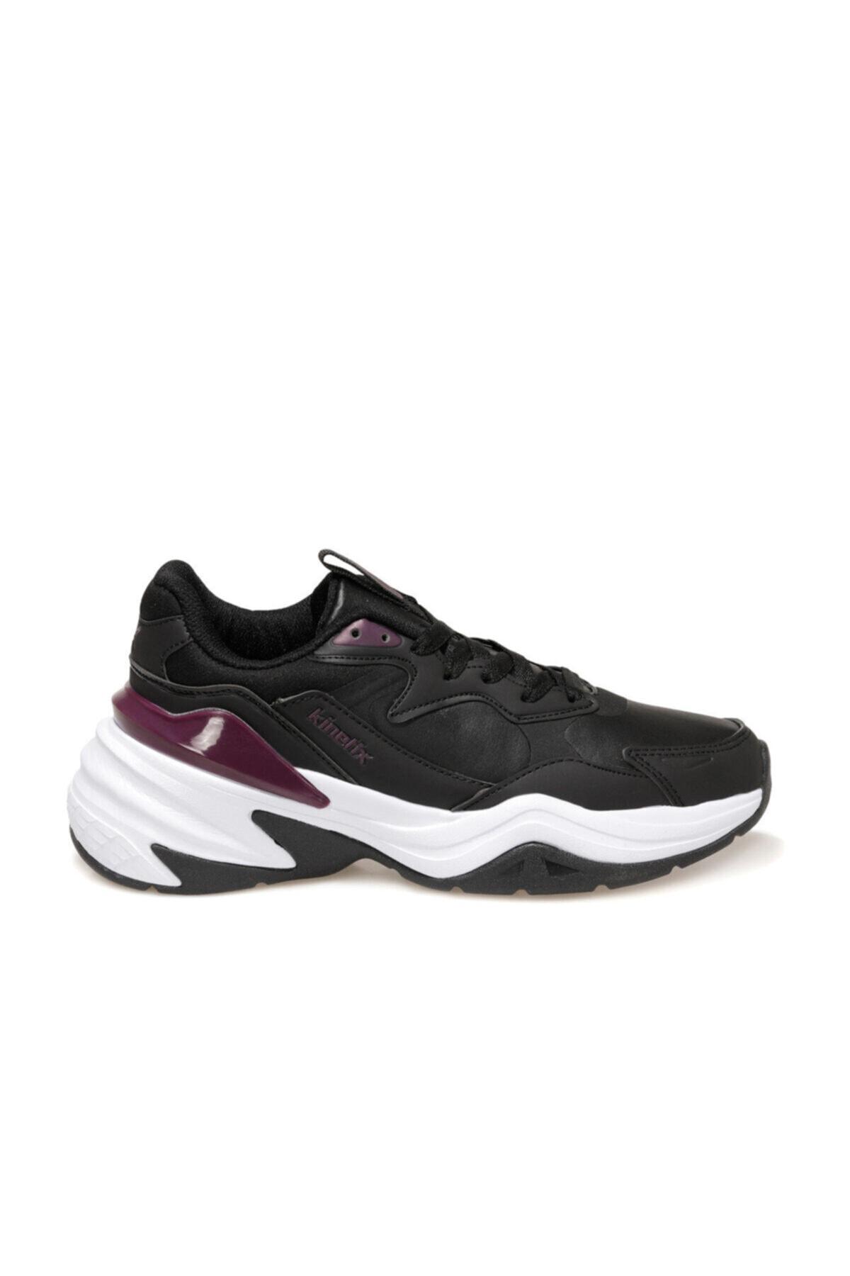 Kinetix REGAL PU W Siyah Kadın Sneaker Ayakkabı 100536054 2