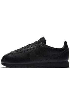 Nike Classic Cortez Leather Unisex Spor Ayakkabi 749571-002