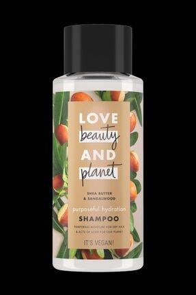 Love Beauty and Planet Shea Yağı Ve Sandalağacı Özlü Şampuan
