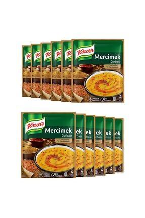 Knorr Mercimek Çorbası 76 Gr X 12 Adet