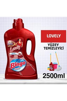 Bingo Fresh Yüzey Temizleyici Lovely 2,5 lt