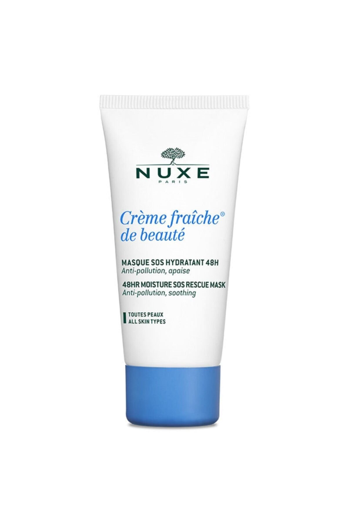Nuxe Creme Fraiche De Beaute 48h Masque 50ml 1