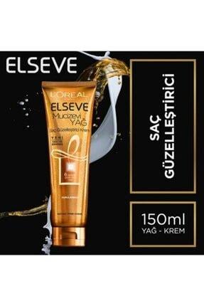 ELSEVE Her Saç Tipine Uygun Mucizevi Yağ 150 Ml 3600523036349