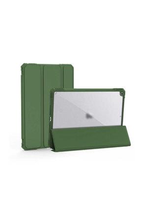 WIWU Apple Ipad 10.2 ?Uyumlu Yeşil Alpha Tablet Kılıfı