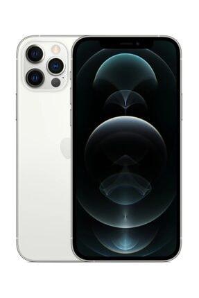 Apple iPhone 12 Pro Max 128GB Gümüş Cep Telefonu (Apple Türkiye Garantili) Aksesuarsız Kutu