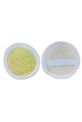Biogreenlife %100 El Yapımı Doğal Hatay Kabak Lifi, Peeling Etkili Yüz Lifi Mini Kese