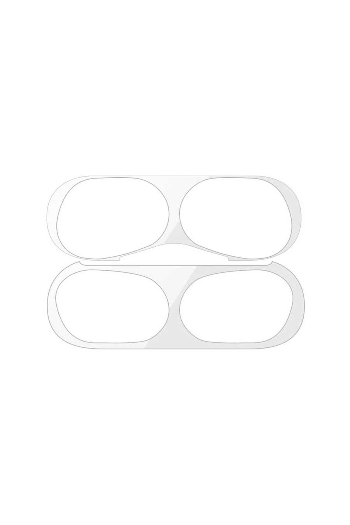 zore Airpods Pro Uyumlu Toz Önleyici Sticker 1