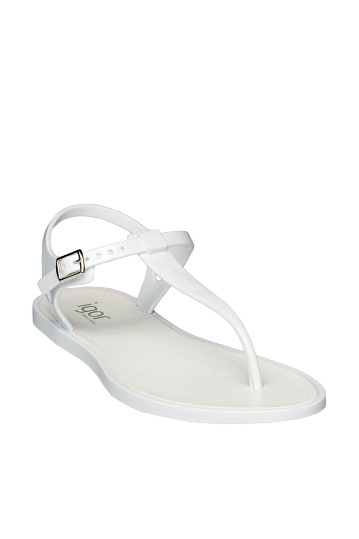IGOR Kadın Beyaz Sandalet S10172 2