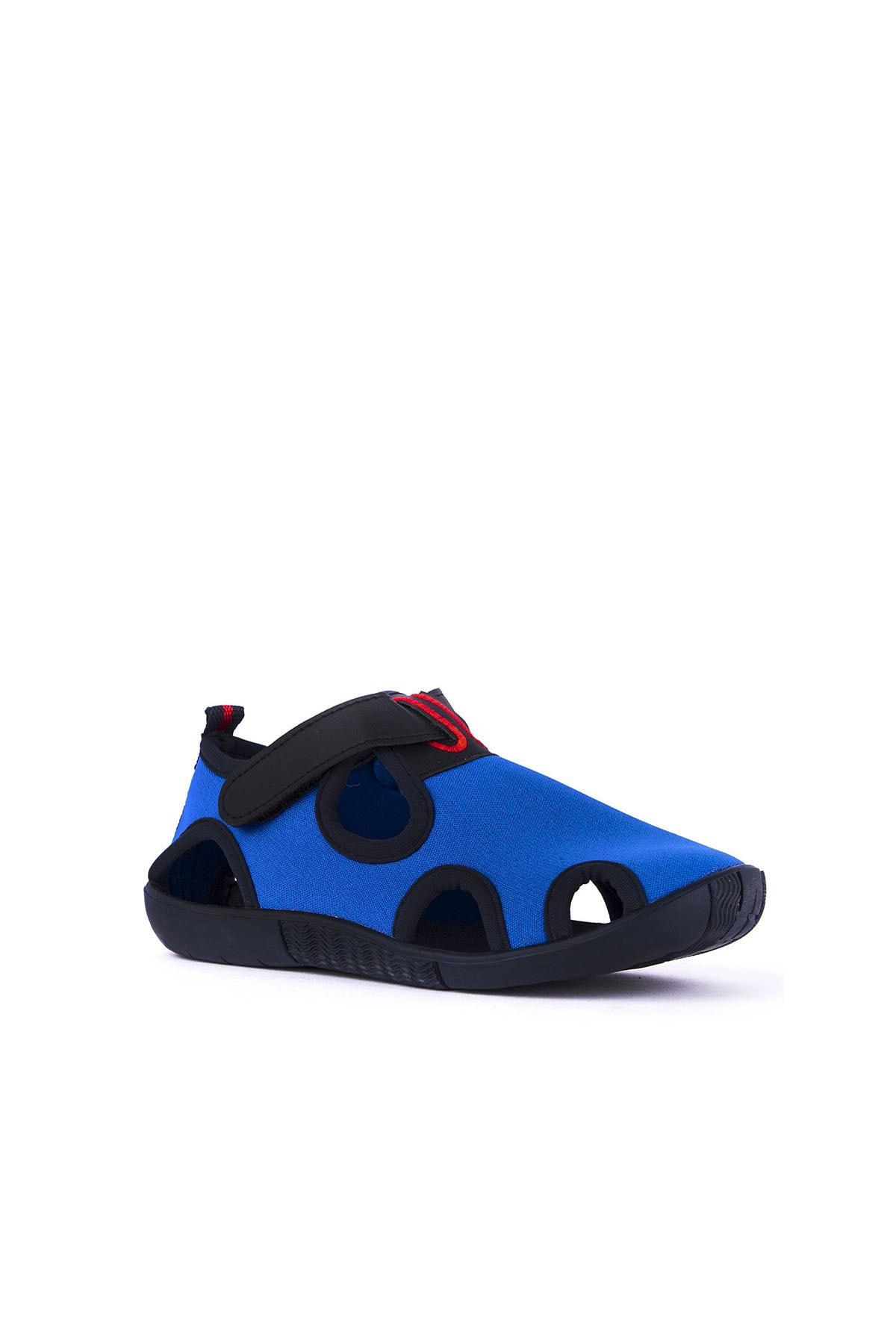 Slazenger UNNI Çocuk Sandalet Saks Mavi SA10LF054 2