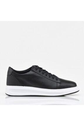 Hotiç Siyah Erkek Spor Ayakkabı