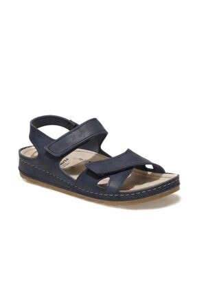 Polaris 5 Nokta 103304NZ1FX Lacivert Kadın Sandalet 101021405