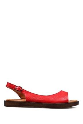 Hammer Jack Kırmızı Kadın Terlik / Sandalet 542 565-z