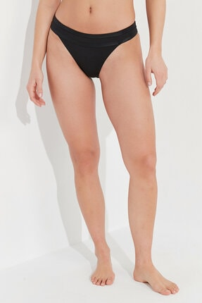 Penti Kadın  Siyah Lia Super Bikini Altı