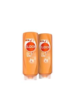 Elidor Saç Bakım Kremi Anında Onarıcı Bakım 500 Ml X 2