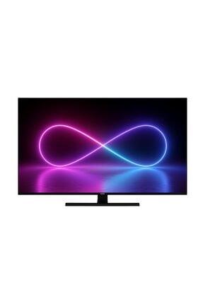 """Vestel 65Q9900 65"""" 164 Ekran Uydu Alıcılı 4K Ultra HD Smart QLED TV"""